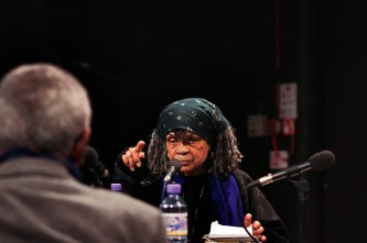 Sonia Sanchez talks to Amiri Baraka during Episode 4