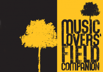 Music Lover's Field Companion 07 publicity flyer