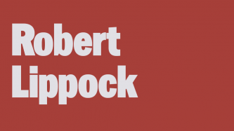 Image with the words: Robert Lippock